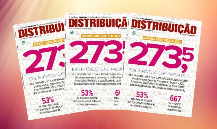 Revista DISTRIBUIÇÃO mostra o retrato do setor