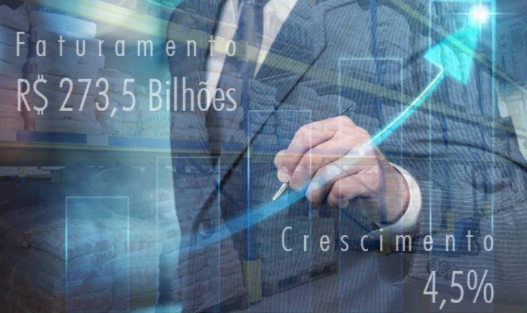 Com faturamento de R$ 273,5 bi, atacado distribuidor cresce 4,5% em 2019